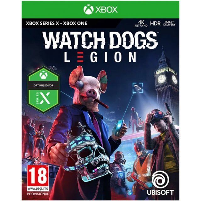 Watch Dogs Legion (English)