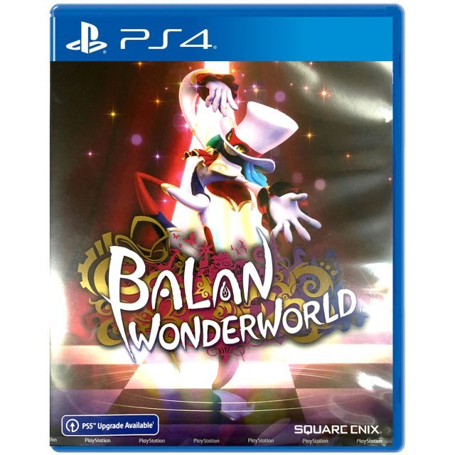 Balan Wonderworld (English)