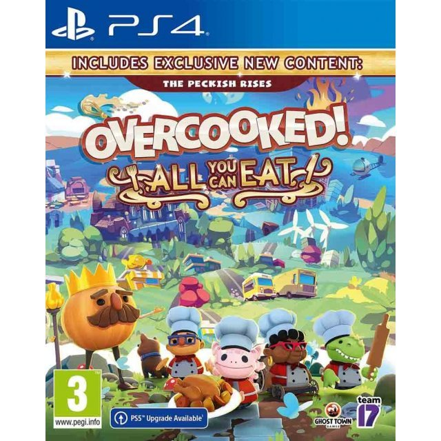 Overcooked! All You Can Eat (English)