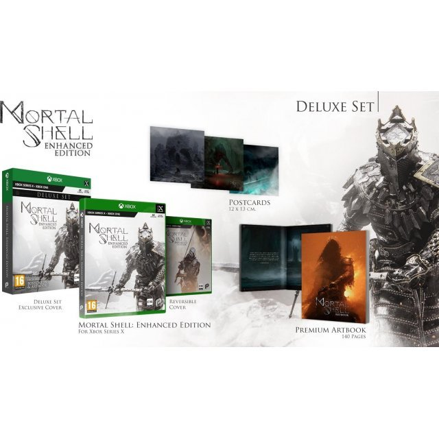 Mortal Shell [Enhanced Edition Deluxe Set]