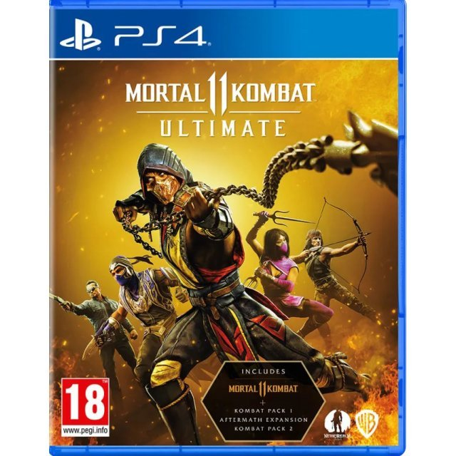 Mortal Kombat 11 [Ultimate Edition] (English)