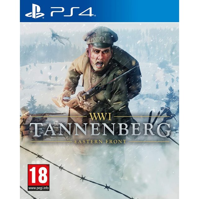 WWI Tannenberg - Eastern Front