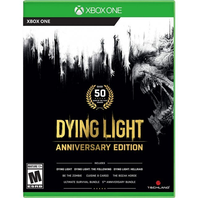 Dying Light [Anniversary Edition]