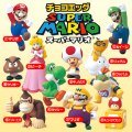 Super Mario Bros. Chocolate Egg Candy Toy