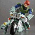 Variabl Action Genesis Climber Mospeada Non Scale Pre-Painted PVC Figure: Mospeada Ray Type