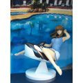 Dead or Alive Xtreme 2 Venus on the Beach 1/6 Scale Pre-Painted PVC Statue: Hitomi