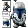 Star Wars Non Scale Pre-Painted Chubby Jambo: Jango Fett