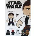 Star Wars 1 Mighty Muggs Non Scale Pre-Painted Figure: Han Solo