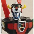 Voltron Lion Force Non Scale Pre-Painted PVC Action Figure: Voltron