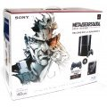 PS3 MGS4 Welcome Box with Dual Shock 3 (Clear Black)