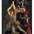 ARTFX Theatre Indiana Jones Non Scale Pre-Painted Statue: Indiana Jones and the Temple of Doom