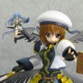 Magical Girl Lyrical Nanoha StrikerS 1/7 Scale Pre-Painted PVC Figure: Yagami Hayate