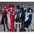 Black Butler Trading Arts Vol.1 Non Scale Pre-Painted Trading Figure