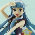 Kannagi 1/8 Scale Pre-Painted PVC Figure: Nagi (Freeing Version)