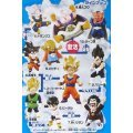 Dragon Ball Z Deformation Pre-Painted Candy Toy Figure