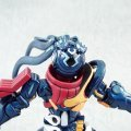 Revoltech Series No. SP - Overman King Gainer Non Scale Pre-Painted PVC Figure: King Gainer Xan
