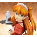 Neon Genesis Evangelion 1/7 Scale Pre-Painted PVC Figure: Asuka Langley (Maid Version)