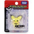 Pocket Monster Monster Collection Pre-Painted Mini Figure: MC-1 Gizamimi Pikachu