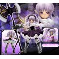 Queens Blade 1/7 Scale Pre-Painted PVC Figure: Yumil (Purple Version)
