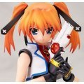 Magical Girl Lyrical Nanoha Striker S 1/8 PVC Figure: Teana Lanster Actsta