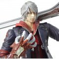 Devil May Cry 4 Play Arts Kai Non Scale Pre-Painted PVC Figure: Nero