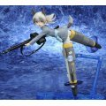 Strike Witches 1/8 Pre-Painted PVC Figure: Eila Ilmatar Juutilainen (Re-run)