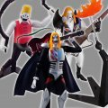 Revoltech Series Detroit Metal City Non Scale Pre-Painted PVC Action Figure (Shipped Randomly)