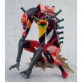 Revoltech Series No. 090 - Rebuild of Evangelion Pre-Painted PVC Figure: EVA Type-02 The Beast