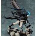 Black Rock Shooter 1/8 Scale Pre-Painted PVC Figure:  Black Rock Shooter Animation Version