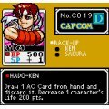SNK vs. Capcom: Card Fighter's Clash: SNK ver. [loose]