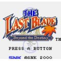 The Last Blade [loose]