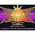Vampire Savior (w/ 4MB RAM Cart)