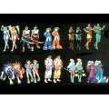 Capcom All Stars Collection Full Color R Gashapon