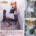 Neon Genesis Evangelion 1/7 Scale Pre-Painted PVC Figure: Asuka Langley Gothic Lolita Version (Re-run)