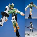 Busou Shinki Pre-Painted PVC Figure: MMS Type Dog - Howling