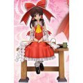 Touhou Project 1/8 Scale Pre-Painted PVC Figure: Reimu Hakurei Take It Easy Ver.