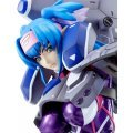 Excellent Model Macross Frontier Series 1/72 Scale Pre-Painted PVC Figure: Klan Klang Armored Ver.