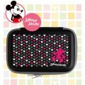 Disney Character Hard Pouch DSi LL/XL (Mickey Black)