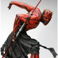 Star Wars 1/7 Scale Pre-Painted PVC Figure: Darth Maul Light Up Ver. (Re-run)