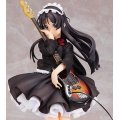 K-ON! 1/7 Scale Pre-Painted PVC Figure: Akiyama Mio (Max Factory Ver.)