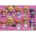 Nendoroid Petite Pre-Painted Trading Figure:   Magical Girl Lyrical Nanoha The MOVIE 1st