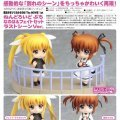 Nendoroid Petite Magical Girl Lyrical Nanoha The MOVIE 1st Non Scale Pre-Painted PVC Figure Set: Nanoha & Fate Final Scene Ver.