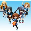 K-on!  R-Style Pre-Painted Trading Figure