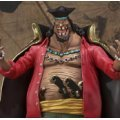 One Piece Figuarts Zero Pre-Painted PVC Figure: Blackbeard Marshall D. Teach