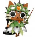 Monster Hunter Portable 3rd Moving! Pre-Painted PVC Figure: Airou Reia Neko Series