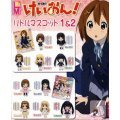 K-ON! Little Mascot 1&2 Pre-Painted Gashapon