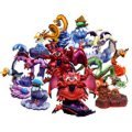 Dragon Quest Monsters Gallery HD4 Pre-Painted Trading Figure