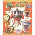 Monster Hunter Message Charm Collection Vol. 1 Pre-Painted  PVC Trading Figure ( Random Single )
