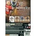 Madden NFL 12 (Hall of Fame Edition)