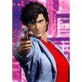 Comic Masterpiece City Hunter 1/6 Scale Pre-Painted Figure: Ryo Saeba